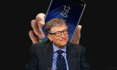 Bill Gates, neden iPhone yerine Android telefon kullandığını açıkladı