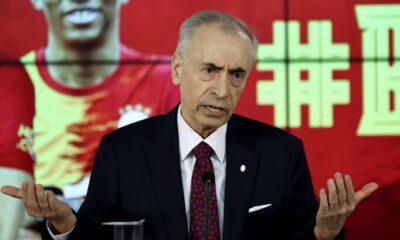 CANLI | Galatasaray basın toplantısı