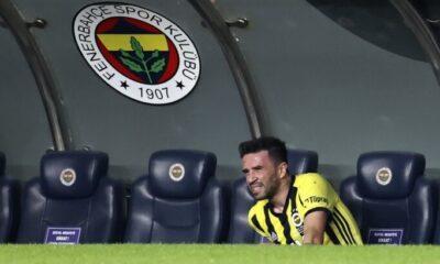 Fenerbahçe'den sakatlık açıklaması: Gökhan Gönül