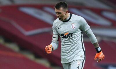 Fernando Muslera, Süper Lig'de 3. kez dalya diyecek