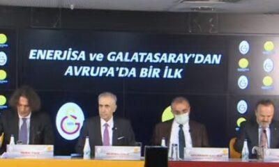 Galatasaray'da tarihi anlaşma