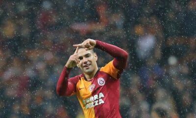 Galatasaray kamp kadrosunu açıkladı: Feghouli & Falcao!