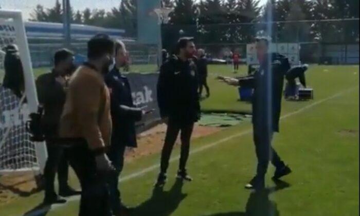 Gaziantep FK, muhabirden özür diledi