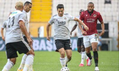 Beşiktaş ile Gençlerbirliği 94. randevuda