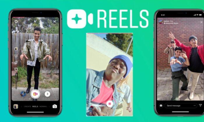 Instagram Reels, Facebook uygulamasına gelecek