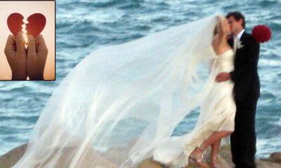 Kocasının boşanma davası açtığını gazeteden öğrendi