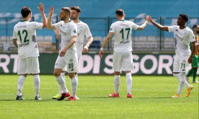 Konyaspor, Cikalleshi ile Alanyaspor'un bileğini büktü
