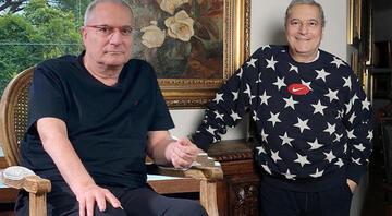 Mehmet Ali Erbil zor günleri anlattı: Sadece elimi oynatabileyim diye dua ediyordum