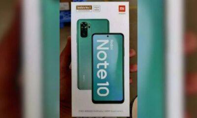 Redmi Note 10'un fiyat bilgileri belli oldu
