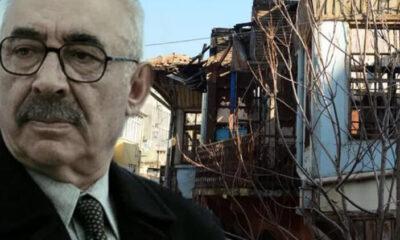 Şener Şen'in doğduğu öne sürülen tarihi ev, esnafı tedirgin ediyor