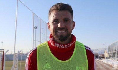 Sivasspor'da sakatlık: 2 hafta olmayacak
