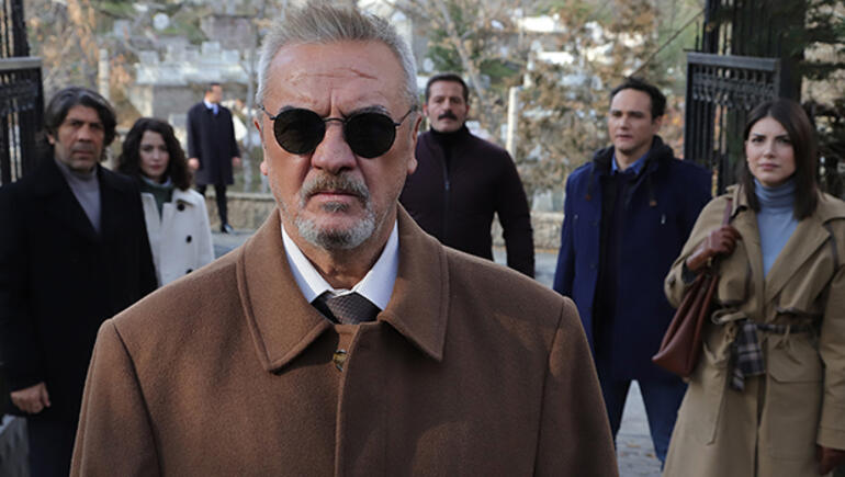 Teşkilat dizisinin oyuncu kadrosu belli oldu - İşte TRT1in yeni dizisi Teşkilatın oyuncu kadrosu ve konusu