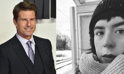 Tom Cruise'un gizemli kızı Isabella Cruise: Babam ve halam beni problemlerimde boğulmaktan kurtardı