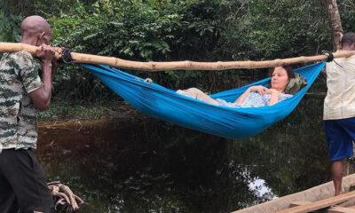 Ünlü oyuncu Ashley Judd'ın kabus dolu anları: Issız ormanda bacağını kırdı, 55 saatte hastaneye ulaştı