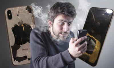 ABD'li bilim insanı, patlayan iPhone X nedeniyle Apple'a dava açıyor