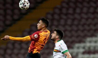 Alanyaspor ile Galatasaray'ın Alanya'daki maçları