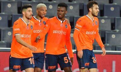 Başakşehir, Antalyaspor maçına eksik çıkacak