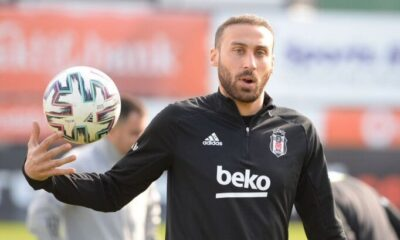 Beşiktaş'ta Cenk Tosun'un son durumu