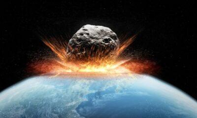 Bilim insanları, 4.6 milyar yaşında bir göktaşı buldu