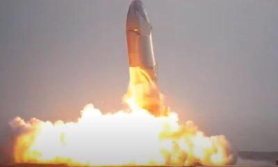 Elon Musk, Starship SN10 roketinin neden patladığını açıkladı