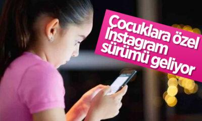 Facebook, çocuklara özel bir Instagram sürümü üzerinde çalışıyor