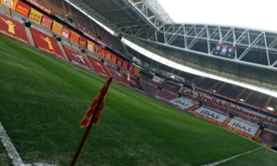 Galatasaray'da TT Stadı bakıma alındı