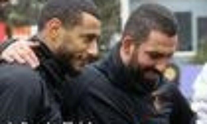 Galatasaraylı futbolculardan Belhanda'ya veda