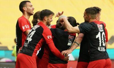 Gaziantep FK, Yeni Malatyaspor maçına 4 eksikle çıkacak