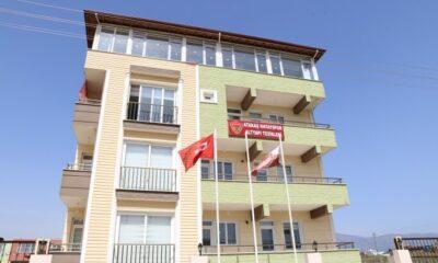 Hatayspor'un altyapı tesisleri yenilendi
