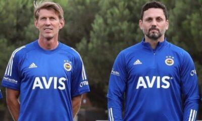 Michael Kraft Fenerbahçe'de görevine devam ediyor