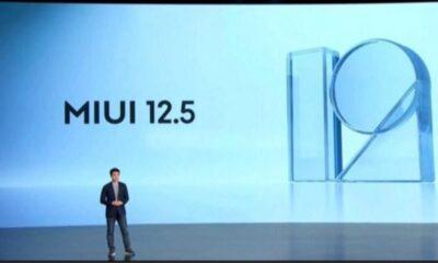 MIUI 12.5 kararlı sürümü Avrupa'da yayınlandı