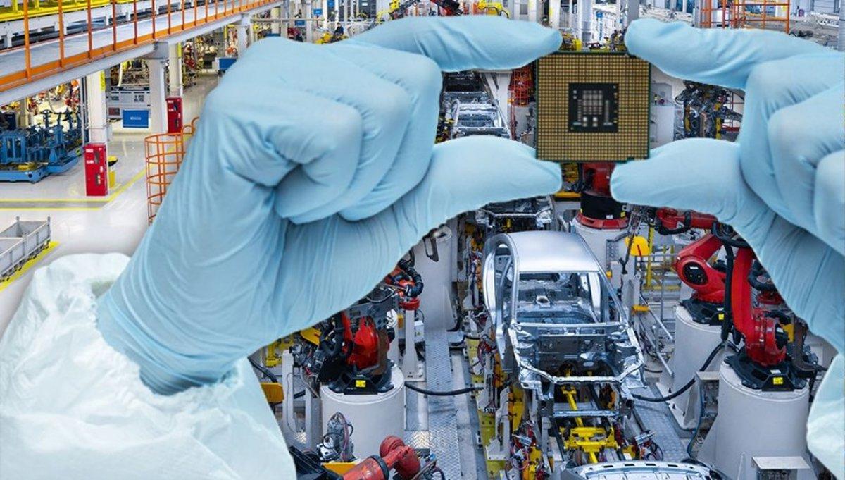Otomotivde büyüyen çip krizi diğer sektörleri de etkiliyor: İşte son durum
