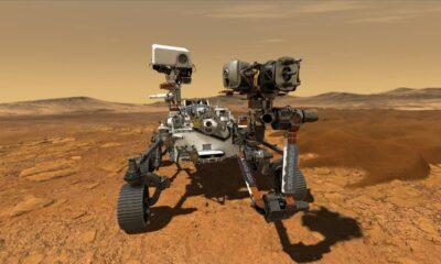 Perseverance, Mars'tan detaylı yeni fotoğraflar gönderdi