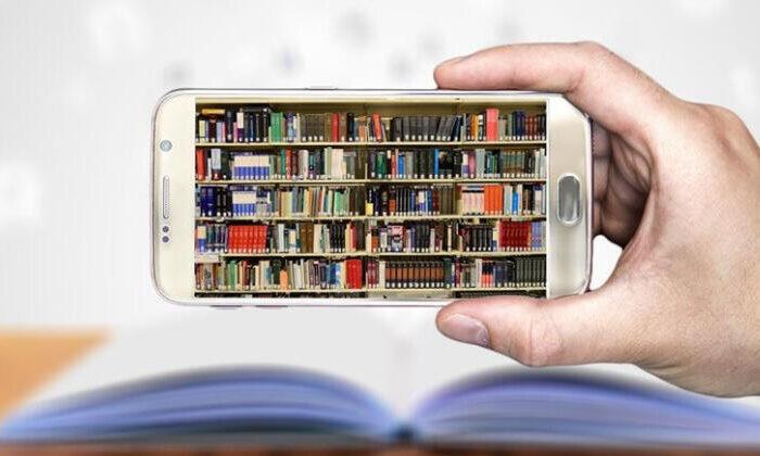 Salgında popülerleşen dijital kütüphaneler okuyucunun bir 'tık' uzağında