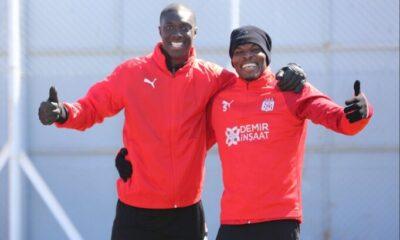 Sivasspor, Trabzonspor maçı hazırlıklarını sürdürdü