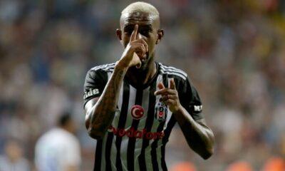 """Talisca'dan Galatasaray yanıtı: """"Ben bir kartalım"""""""