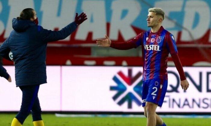Trabzonspor'da Berat Özdemir dönüyor
