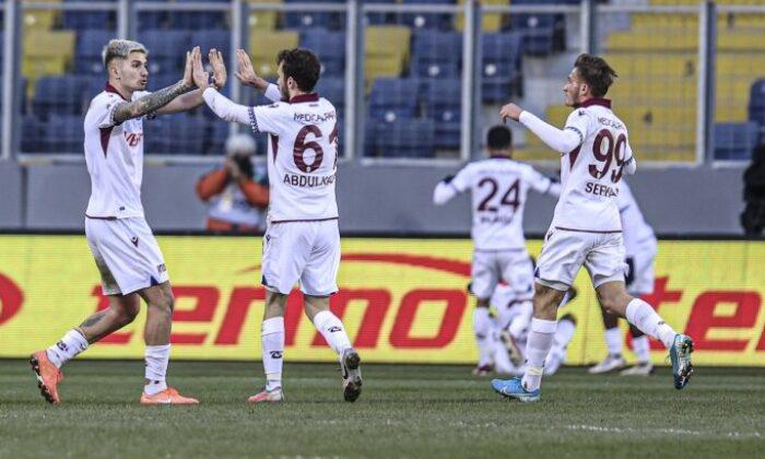 Trabzonspor'da toplam 6 pozitif vaka