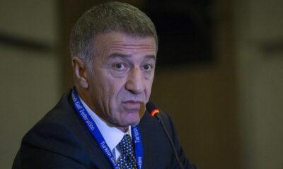 Trabzonspor TFF'yi FIFA'ya şikayet etti