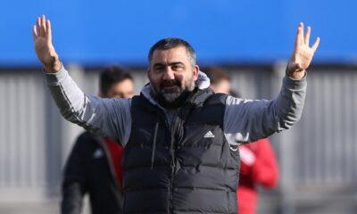 Ümit Özat, FETÖ'nün futbol yapılanmasına ilişkin tanık olarak ifade verdi