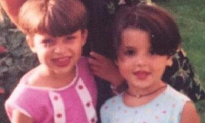 25 milyon kişi onları takip ediyor… Bu iki küçük kızı tanıyabildiniz mi?
