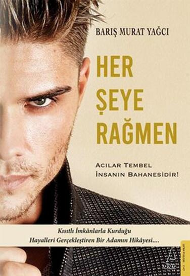 Barış Murat Yağcı: Çok uzun yaşayacağımı düşünmüyorum