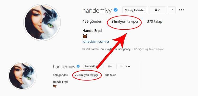 Hande Erçel ile Kerem Bürsin'e aşk yaradı... 13 saatte 4,8 milyon!
