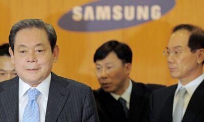 Samsung'un varisleri 11 milyar dolarlık vergi için 23 bin sanat eserini bağışlayacak