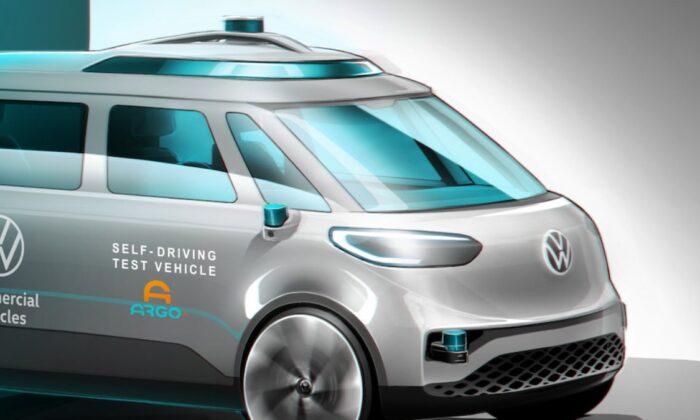 Volkswagen, otonom sürüş için kendi çipini üretecek